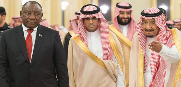 South Africa's Deadly Involvement in the Saudi War on Yemen…