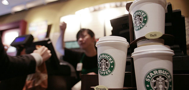 Starbucks Has More Customer Money on Cards Than Many Banks Have in Deposits…