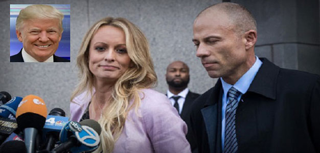 Judge Orders Stormy Daniels to Pay Trump $293,052 for Lawyers in Defamation Suit…