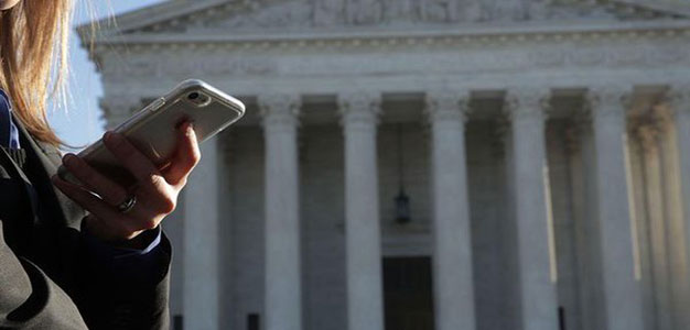 Huge Win for Everyone with a Cellphone (and for the Fourth Amendment) at the Supreme Court…