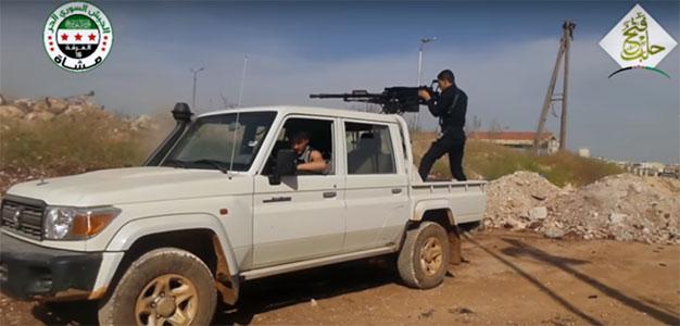 Syrian Rebels FSA Division16