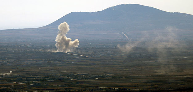 syrias golan_heights_israel bombing
