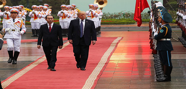 White House Military Personnel Reassigned Amid Investigation Into Contacts With Foreign Women During Trump's Asia Trip…