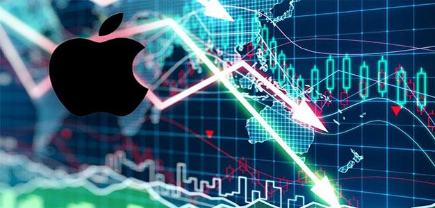 Apple, Goldman Sachs Push Dow Down 600 Points…