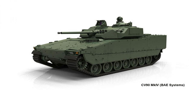 'Terminator' Tanks with 'Invisibility' Cloaking Will Fight Future Wars…