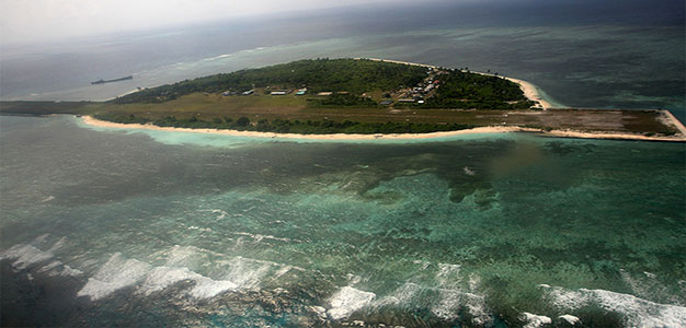 Philippines Moves Troops, Supplies to Disputed S. China Sea Island Claimed by Beijing…