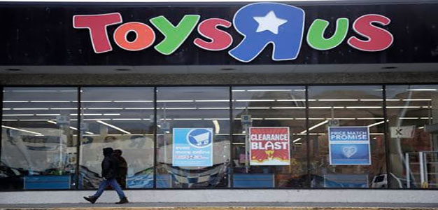 $20 Million Fund Set Aside for Laid-Off Toys R Us Workers…