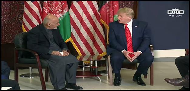 Trump_Ghani_Afghanistan_Bilat