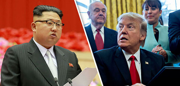 'Self-Restraint' Only Thing Preventing War Between U.S. and North Korea, General Says…