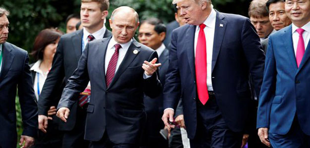 What Trump and Putin Talked About for an Hour…