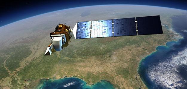 U.S.Satellite