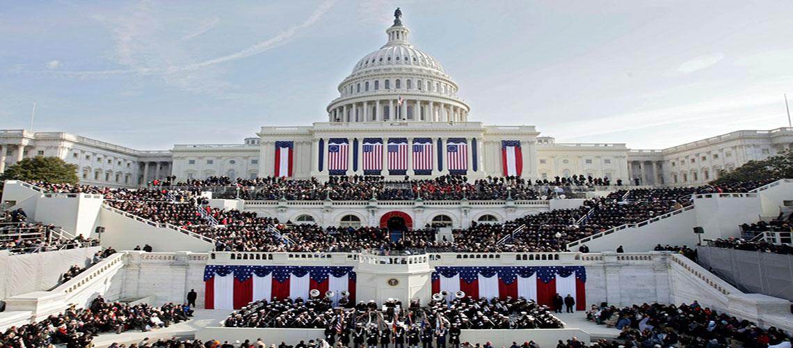 LIVE Stream: The Inauguration of Donald J. Trump as the 45th President of the United States…