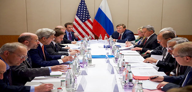 U.S._Russian_Bilateral Meeting on Syria