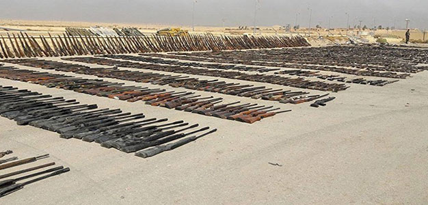 U.S. Weapon Stockpile Used by Islamic State Found in Syria…
