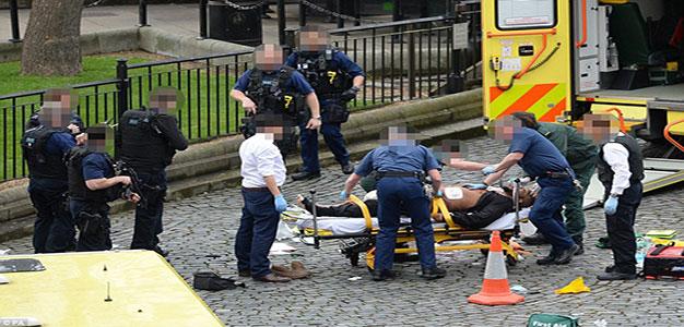 4 Killed, 20 Injured After Killer Mowed Down Pedestrians Before Killed Shot on UK's Parliament Grounds…