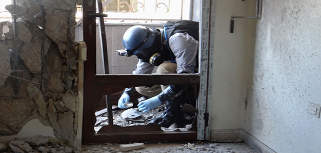 OPCW to Send Chemical Weapons Investigators to Syria's Douma…