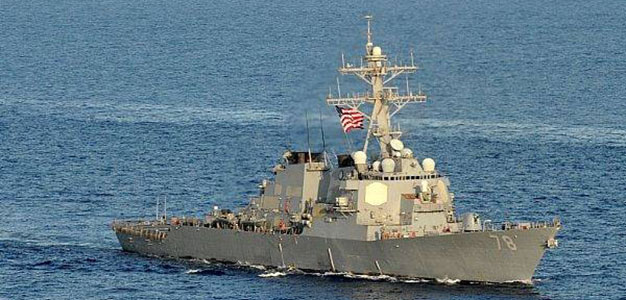 Moscow Warns of Response After U.S. Sends Navy Destroyer to Black Sea…