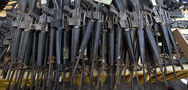 Investigation Reveals U.S. Weapons for Sale on Syrian Terrorist Website…