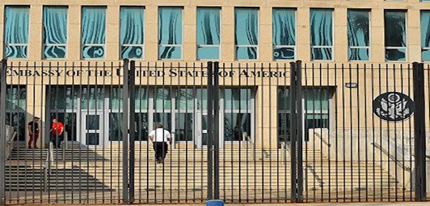 GOP Senators Urge Trump to Expel Cuban Diplomats from U.S….