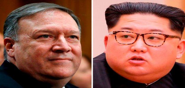 Mike Pompeo Met with Kim Jong Un over Easter Weekend…