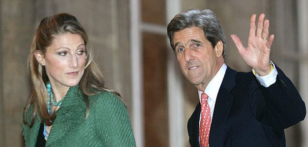Former Official Will Cooperate with Investigators Probing Scheme Funneling Money from State to Kerry's Daughter…