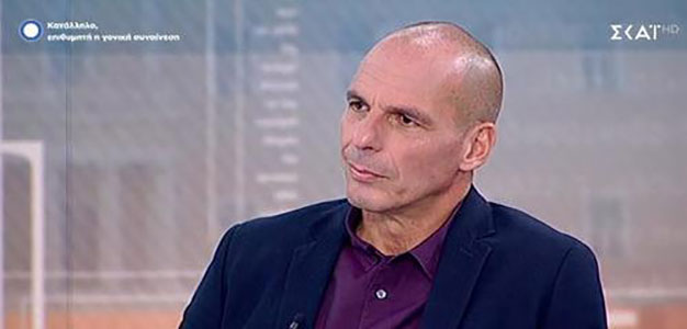 "Varoufakis: ""Soros phoned Tsipras in 2015 and demanded [my sacking]""…"