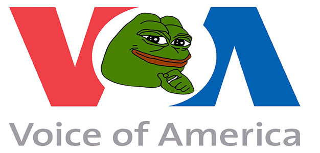 Voice of America Reporter Posts Racist Reddit Memes While Receiving Taxpayer Money…