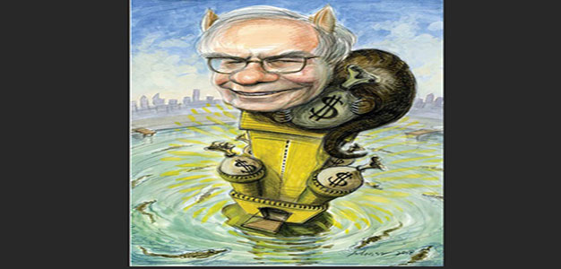 Investigation: The Dirty Secret Behind Warren Buffett's Billions…