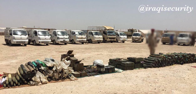 Weapons Supplied to Moderates Used by Islamic State in Iraq