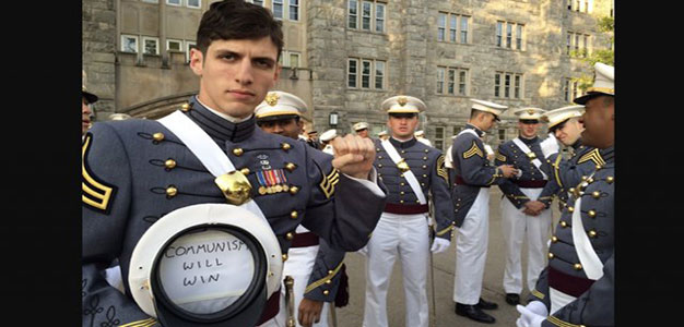 U.S. Army Relieves West Point Cadet with Other-Than-Dishonerable Discharge…