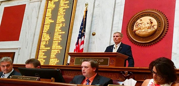 West Virginia Lawmakers Impeach 2 State Supreme Court Justices…