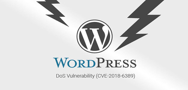 Unpatched DoS Flaw Could Help Anyone Take Down WordPress Websites…