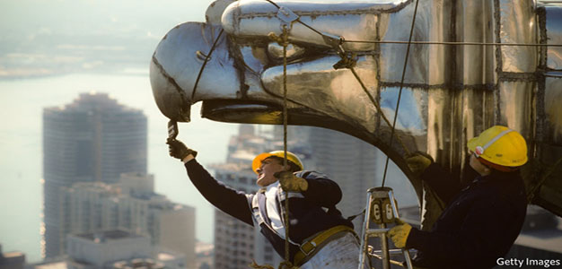 Blue-Collar Wages Are Surging…