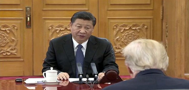 President Trump Drops $200 Billion M.O.A.T on Red Dragon (Beijing)…