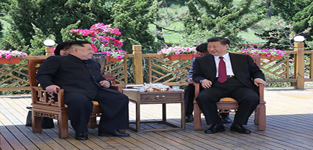 Kim Makes Third Trip to Beijing This Year fFor Meeting with President Xi…