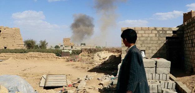 New Saudi Airstrike Hits Yet Another Bus Carrying 40 Civilians in Yemen…