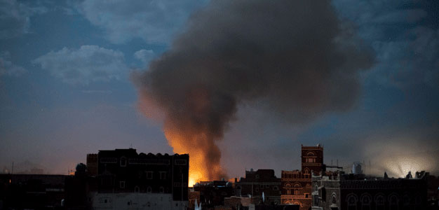Saudis Agree to Yemen Peace Talks – Ceasefire in Effect for First Time Since War's Start…