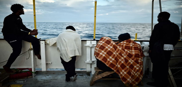 Spain Allows 629 Migrants Stranded on Mediterranean Rescue Ship…