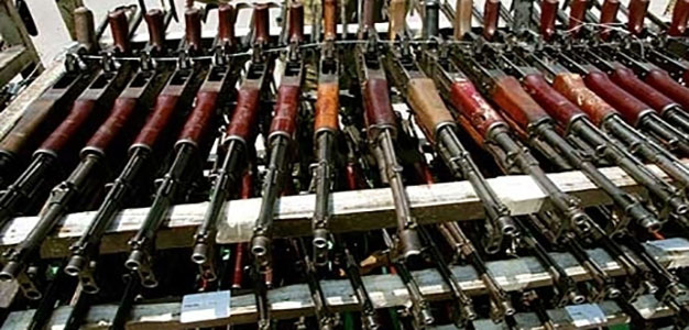 REPORT: Nearly 400 Million Civilian-Owned Guns in America…