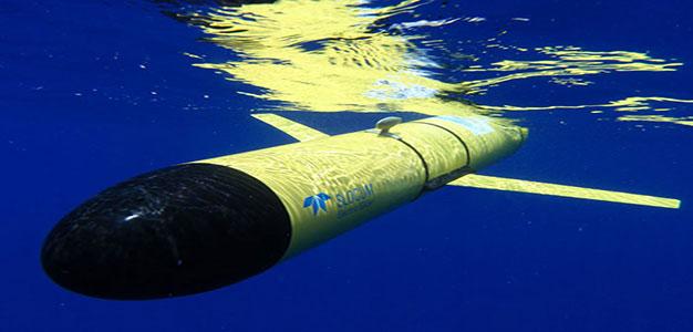 Autonomous,Unmanned Underwater Vehicle