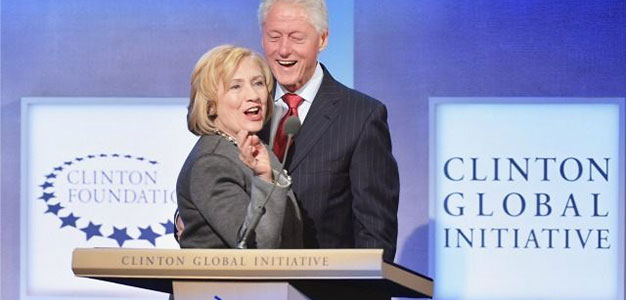 bill-and-hillary-clinton-foundation-global-initiative-AFP