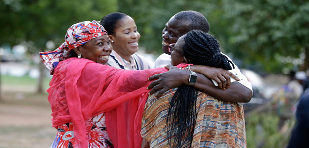 Three Years After Their Kidnapping, 82 Chibok Girls Are Reunited with Their Families…