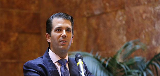 "The Super Duper Secret Eighth Attendee at Donald Jr's Meeting Is ""Revealed""…"