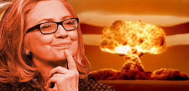 hillary nuclear
