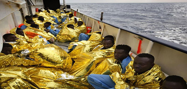 Italians Are Calling for an Investigation of Soros' Supported Migrant Fleets…
