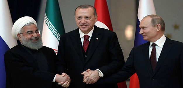 While We Were Sleeping, Russia, Iran and Turkey Made an Ominous Deal…