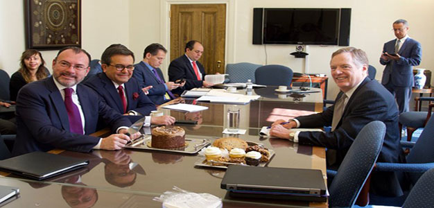 NAFTA Update: President Trump Notes Progress With Mexico on Bilateral Trade – Preparing Different BiLat Terms for Canada…