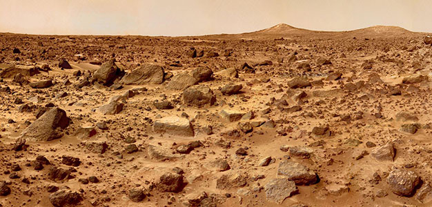 As Silicon Valley Lays Plans to Colonize Mars, Researchers Offer a Blueprint for Governing It…