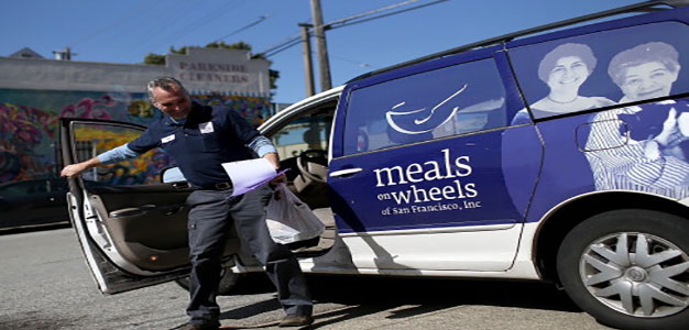 No, the Trump Budget Is Not Cutting the Meals on Wheels Program…