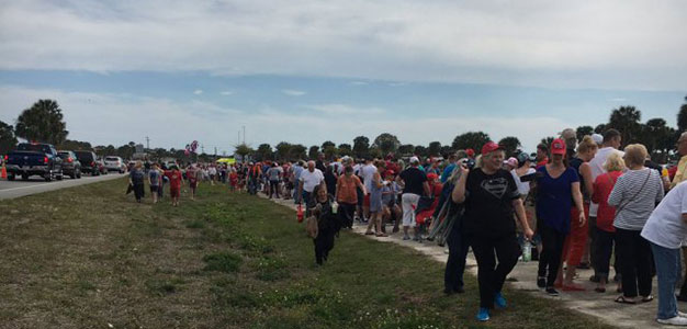 President Trump Mega Deplorable Rally – Melbourne Florida 5:00pm Live Stream…